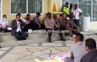 Pertanyakan Kasus VCS Oknum Dewan, TMP Aksi di DPRD Pelalawan
