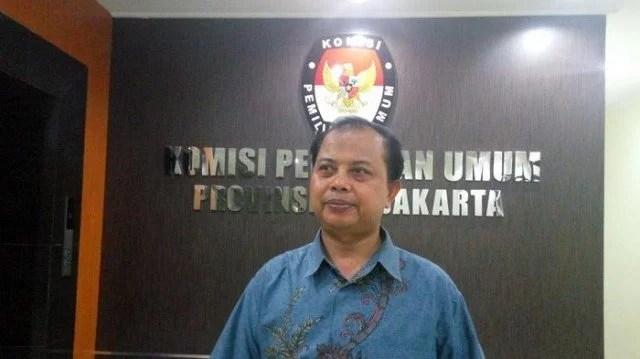 Sumarno (Ketua KPU DKI Jakarta)