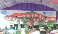 Launching Program 30 Juz 1 Tahun  Pondok Pesantren Tahfidzul
