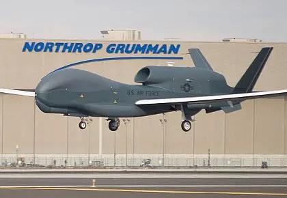 Northrop Global Hawk 26 March 2013