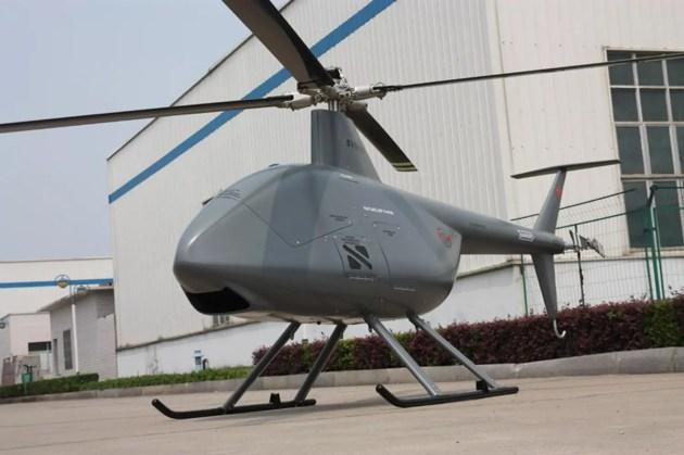 SVU-200 UAV
