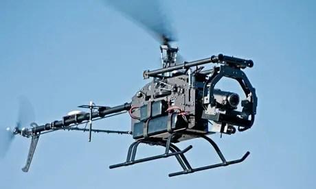 Drones Raptr