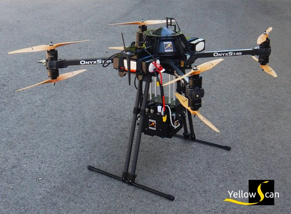 FOX-C8-HD-Lidar-drone-light-detection-and-ranging-scanner