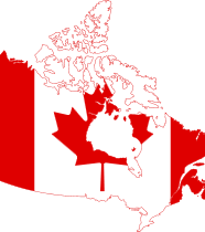 Small Map Of Canada.Top 10 Punto Medio Noticias Canada Map Small Images