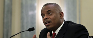 Senate Holds Confirmation Hearing For Transportation Sec'y Nominee Anthony Foxx