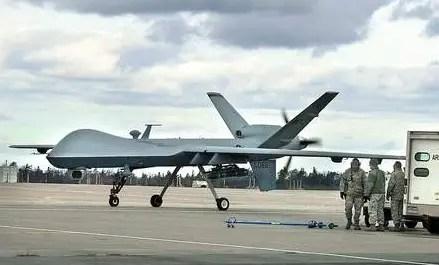 Air National Guard begins Syracuse drone flights, ending
