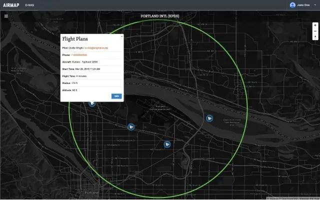 Airmap-Digital-Notice-and-Awareness-Dashboard