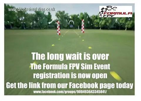 Formula FPV Sim