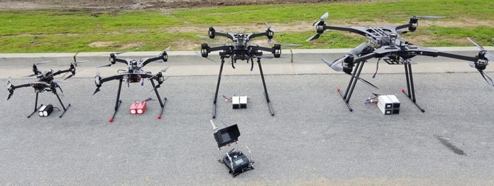 xFold_Drone_family