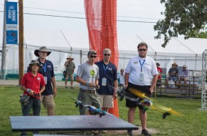 Embry-Riddle Hosts Unmanned Challenge at EAA AirVenture Oshkosh