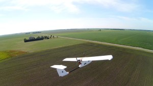 Purdue students launch agricultural drone startup to help reduce farming costs