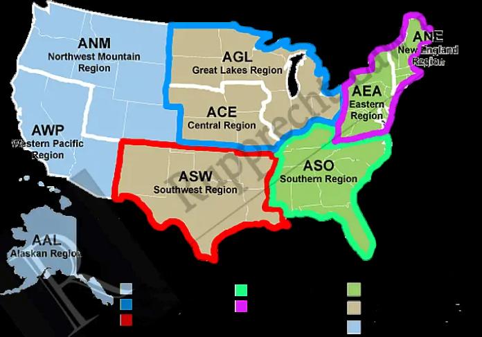 FAA Regions To Understand Drone Law Enforcement