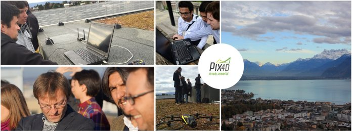 PIX4D UI developer (C++/Qt/QML), Lausanne, Switzerland - sUAS News