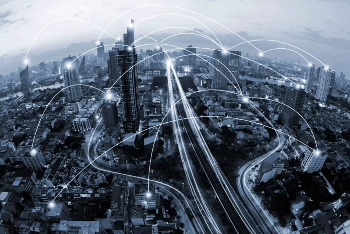 drone network