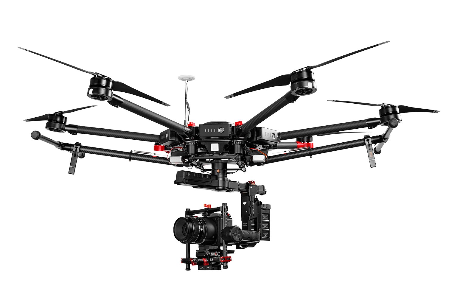 Phase One Industrial Adds Support For Dji Drones To Its