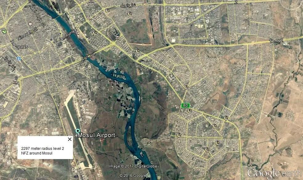 CNN journalist evades DJI GEO restrictions in Iraq - sUAS