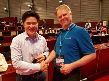 Ardupilot drone code wins innovation prize at The Drone