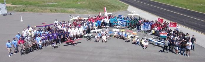 2017 AUVSI sUAS Competition Results - ArduPilot dominates - sUAS