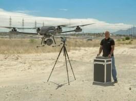 airborne drones
