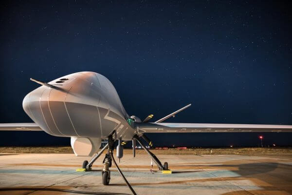 GA-ASI and L3Harris Applied sciences Efficiently Combine WESCAM MX-20 Onto MQ-9 - sUAS Information 1
