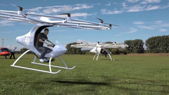 Volocopter Senior Authorized Counsel / Head of Authorized (m/w/d) - sUAS Information 1