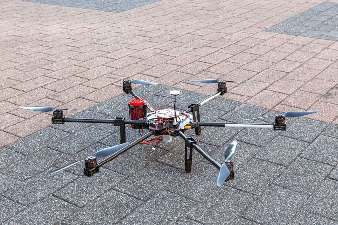 Drone Rescue Systems - Intelligent Parachute Rescue System for DJI