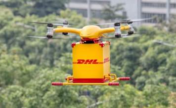 DHL launches its first regular fully-automated and intelligent urban drone delivery service