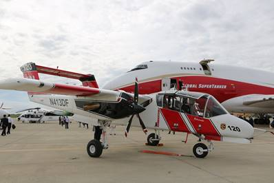 Aerial Firefighting North America 2020 Prepares for the Opening Subsequent Week - sUAS Information 6