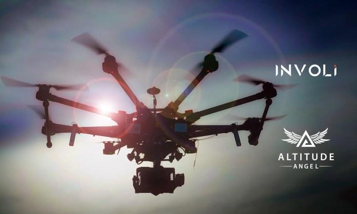 Altitude Angel & Involi kind strategic partnership - sUAS Information 1