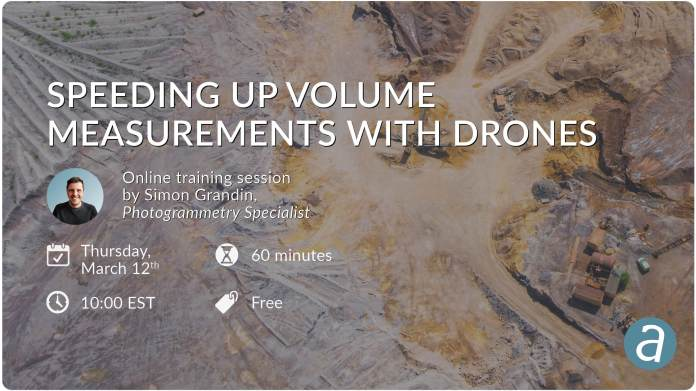 Simactive - Dashing Up Quantity Measurements with Drones - sUAS Information 1