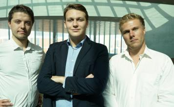 Wingcopter founders