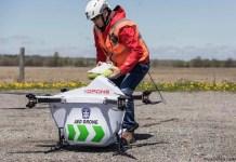 Drone Delivery Canada COVID-19