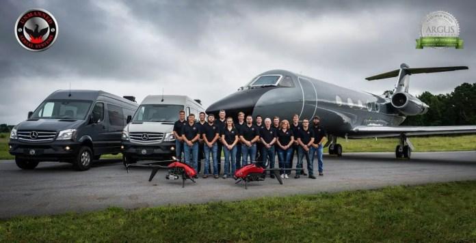 Phoenix Air Unmanned search VTOL UAS - sUAS Information 1