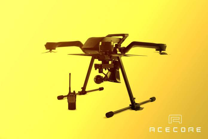 Acecore publicizes subsequent degree speaker drone - sUAS Information 3