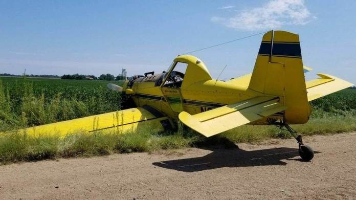 UAS Operators Cautioned to Not Disrupt Meals Provide Chain Throughout COVID-19 Pandemic by Interfering with Low-Flying Ag Plane - sUAS Information 1
