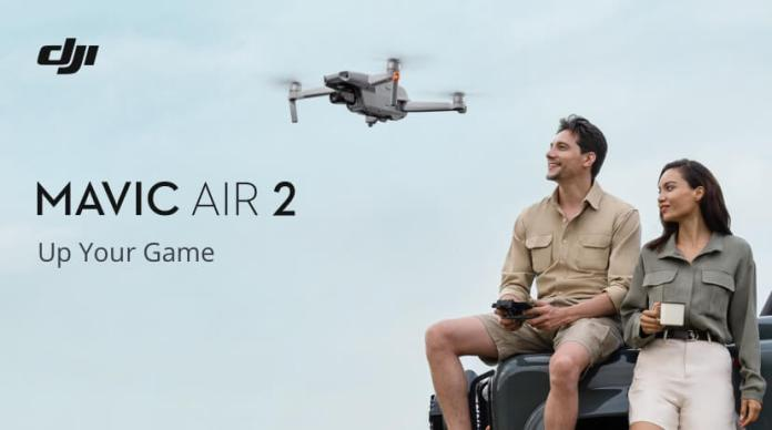 Get Prepared To Up Your Artistic Recreation With The New DJI Mavic Air 2 - sUAS Information 1
