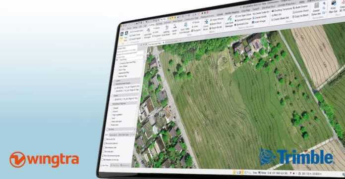 WingtraOne drone information is now suitable with Trimble Enterprise Middle - sUAS Information 1