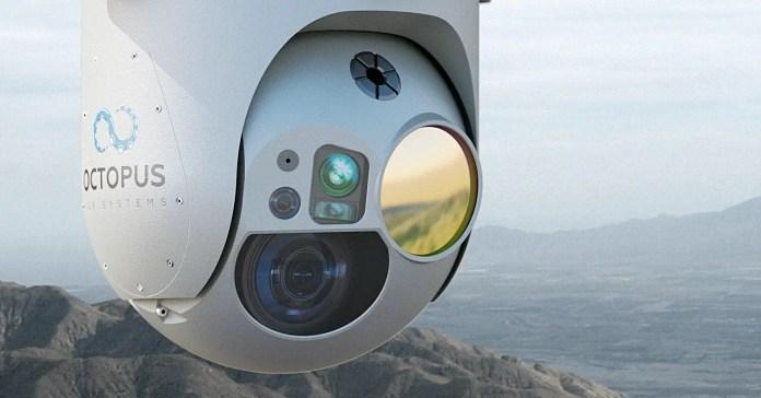 Octopus ISR Methods Introduces Epsilon 180 Airborne Surveillance Digicam System - sUAS Information 2