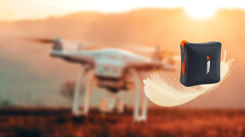 Involi launches sales of first Remote Identification compatible drone tracker - Kivu - sUAS News - The Business of Drones
