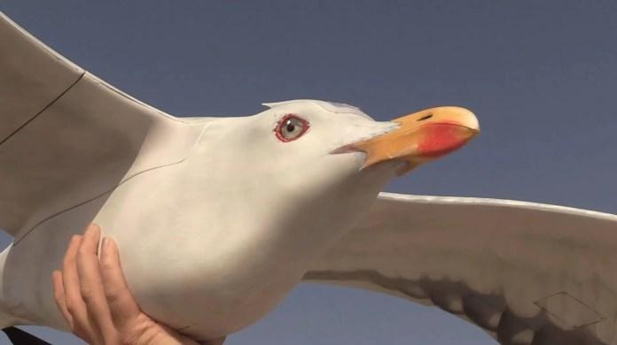 Unobtrusive Surveillance With Drone Chicken - sUAS Information 1