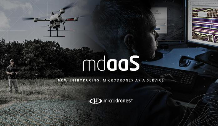 Microdrones as a Service - sUAS Information 2