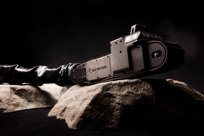 RMUS Companions with Sarcos Robotics for Guardian S Distribution Inbox x - sUAS Information 4