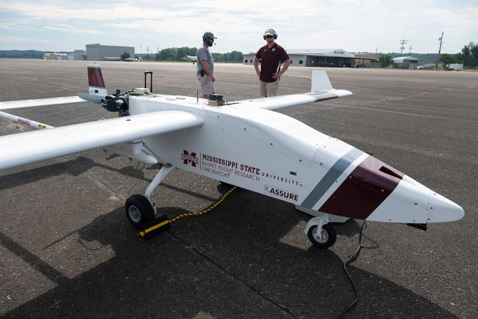 FAA selects MSU's Raspet Flight Analysis Lab to guide UAS security efforts - sUAS Information 1