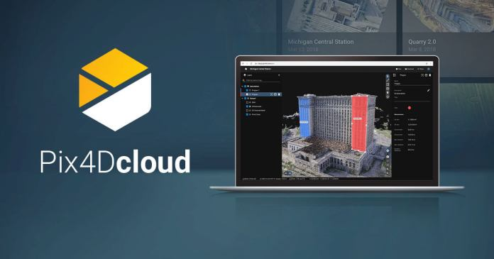 Pix4D launches stand-alone photogrammetry cloud processing options - sUAS Information 4