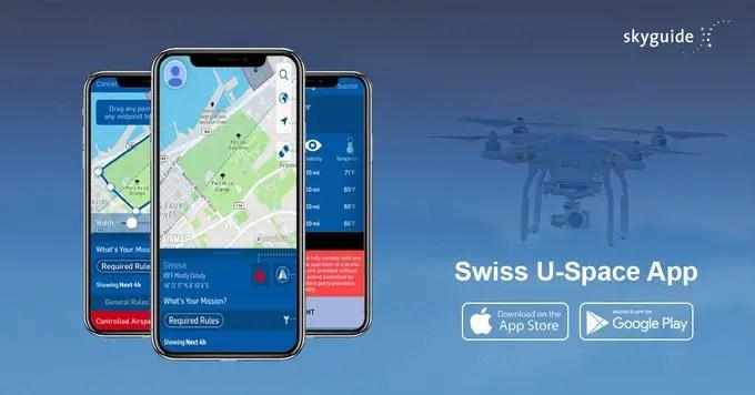 skyguide app