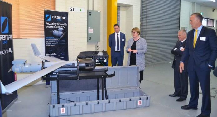 OEC Visit of Senator Linda Reynolds 5 scaled