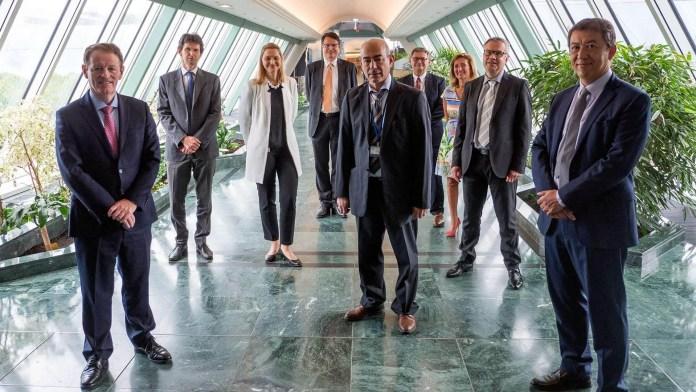 eurocontrol team