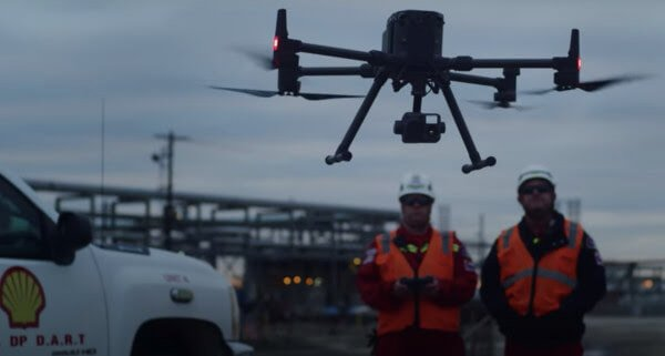 Shell Companions with DJI for Smarter and Safer Operations - sUAS Information 2