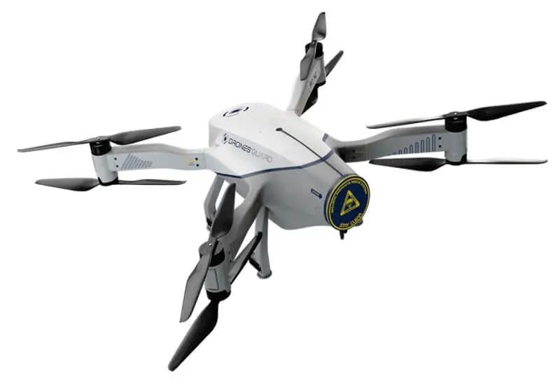 Axis and Azur Drones partner to strengthen perimeter surveillance – sUAS News