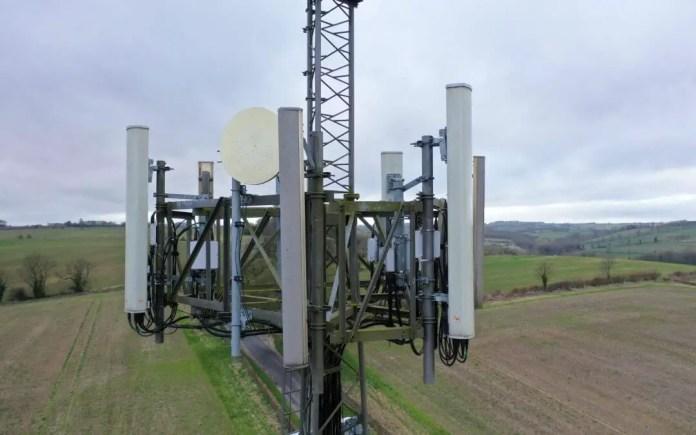 telcom tower